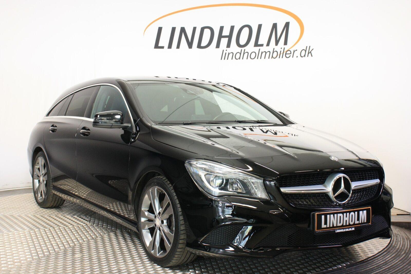 Mercedes CLA200 d 2015