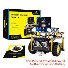 Keyestudio Smart Car Robot Starter Kit For Bbcmicrobit No Motherboardbattery