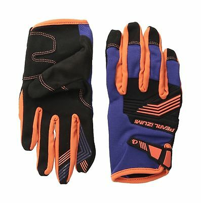 Pearl Izumi Summit Full Finger Mens Cycling Gloves 14141701 Smoked Pearl X-Large