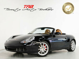2001 Porsche Boxster S | 6-SPEED | CAM | PIONEER I SPOTIFY