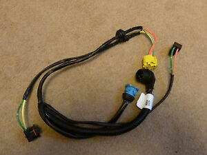 new genuine peugeot 306 diesel engine fan wiring harness loom part rh ebay co uk Peugeot 306 Sedan Peugeot 305