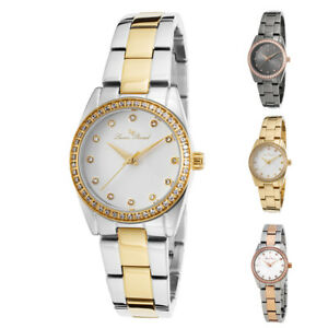 Lucien-Piccard-LaBelle-Crystal-Ladies-Watch-Choose-color