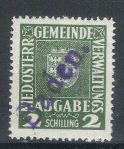 Capable Austria Local Revenue Baden Mh Stempelmarken Fiscal To Have A Unique National Style Stamps