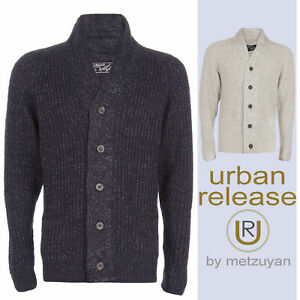 Details about Mens Cardigan XL Large Medium XXL Mens Knitted Button Cardigan with Pockets NEW