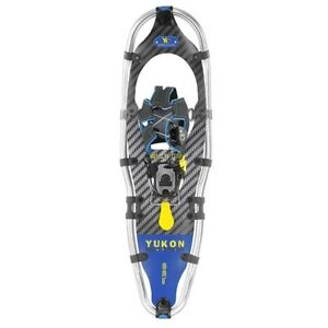 Yukon-Charlie-039-s-Elite-Spin-Snowshoes-Men-039-s-9x30-up-to-250lbs-Blue