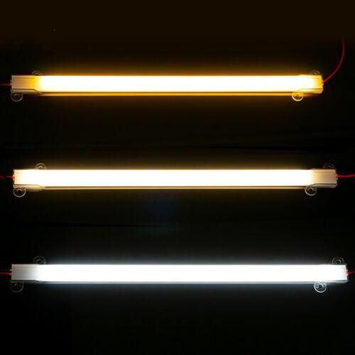 220V 72LEDs LED Strip Clear Shell Milky White Shell 30//50cm LED Kitchen Lighting