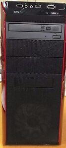 Desktop PC - AMD A-6 3.60GHz 5400K 8 GB DDR3