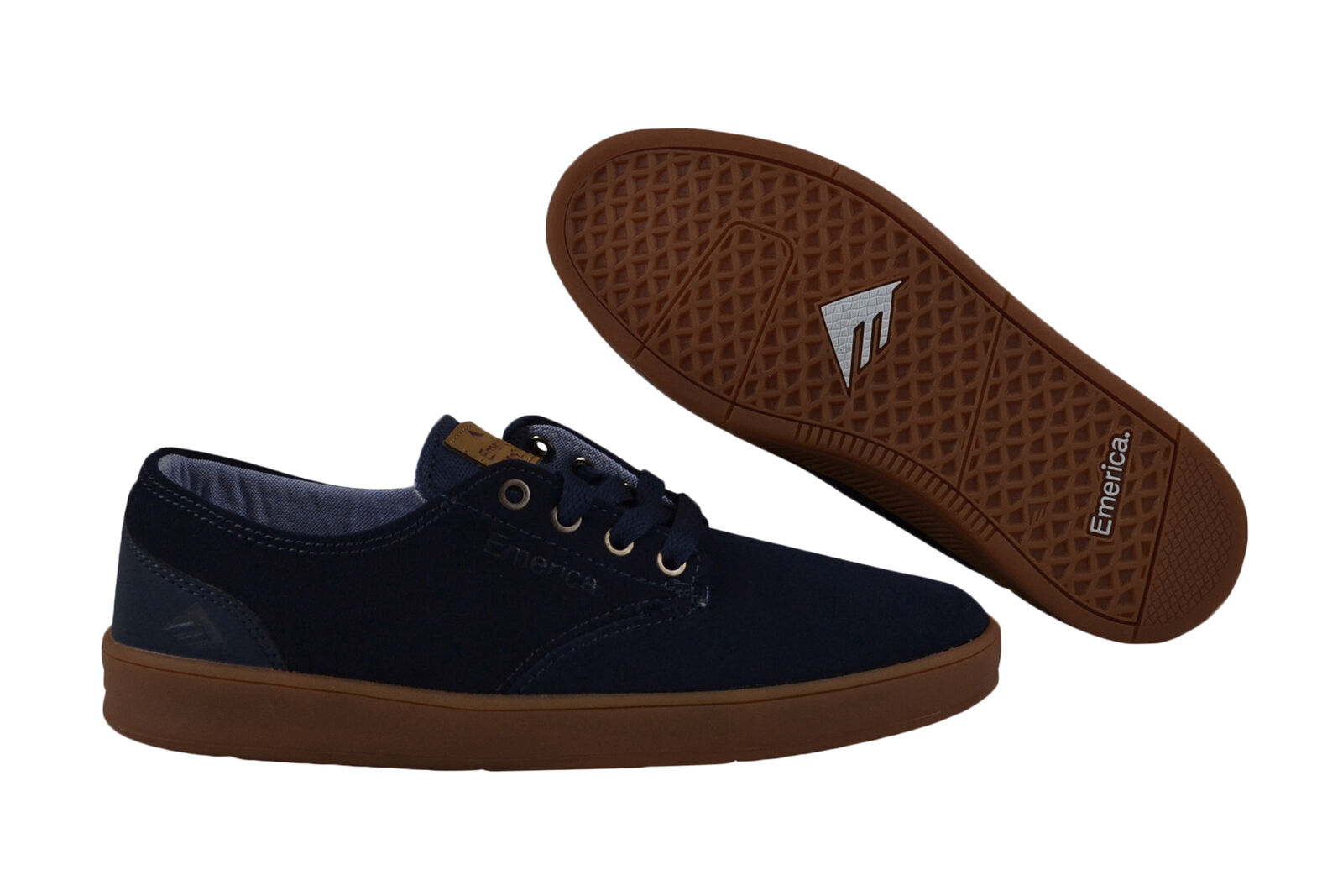 Emerica The Romero Laced dark blue/gum Skater Sneaker/Schuhe blau