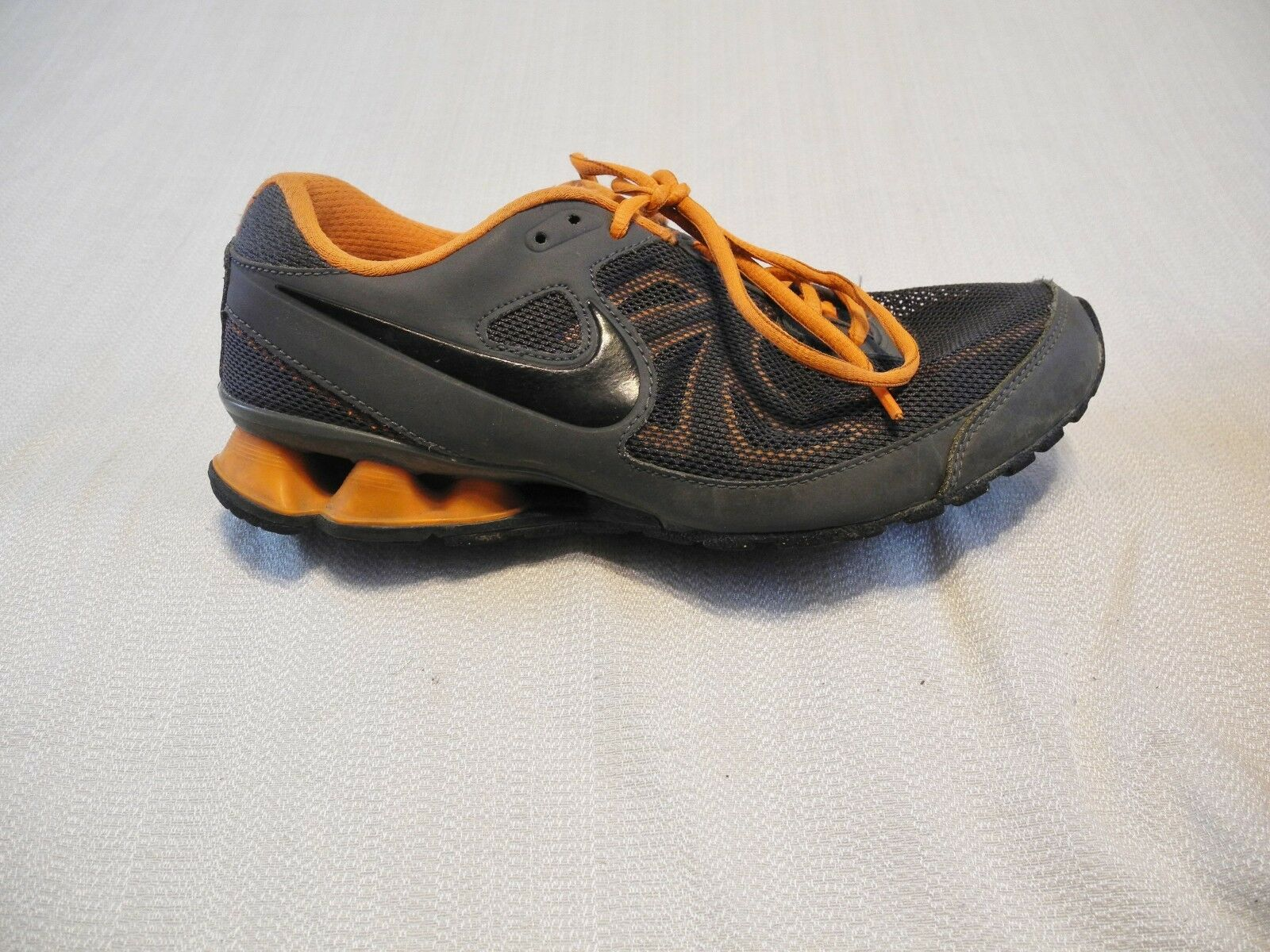 Nike reax correre correre correre 7 dimensioni 7,5 grigio - arancione nero 525763 002 | Bassi costi  | Garanzia di qualità e quantità  | moderno  683989