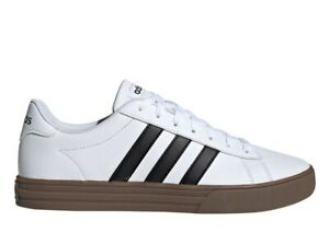 Adidas-DAILY-2-0-F34469-Bianco-Scarpe-da-Ginnastica-Uomo-Sportive