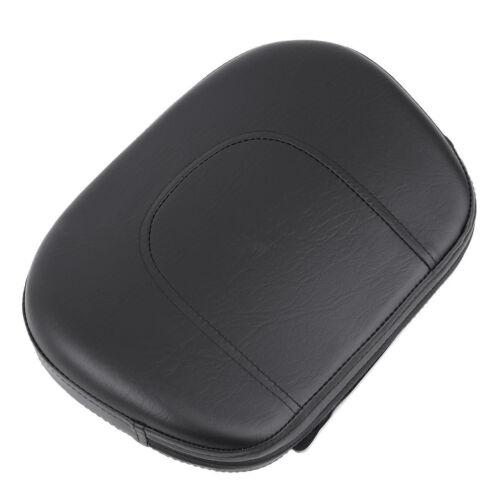 Detachable Backrest Sissy Bar W//Pad For Harley Touring FLHR FLHX FLHT FLTR 09-19