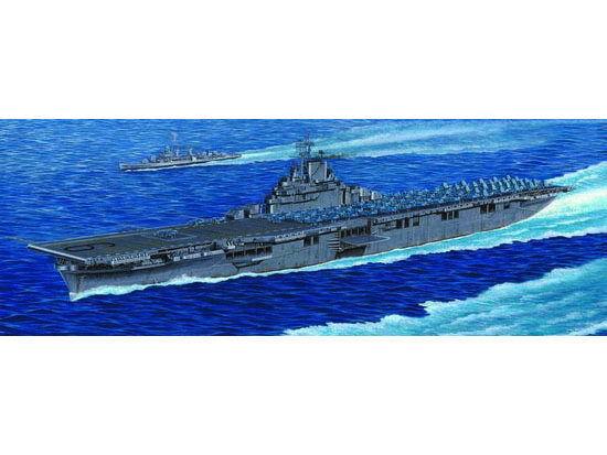 TRUMPETER® 05602 USS Essex CV-9 in 1 350  | Neuer Stil