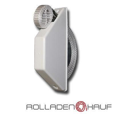 Halbeinlaß Gurtwickler mit 5m Gurtaufnahme Rollladen Gurtwickler Rollo 102100