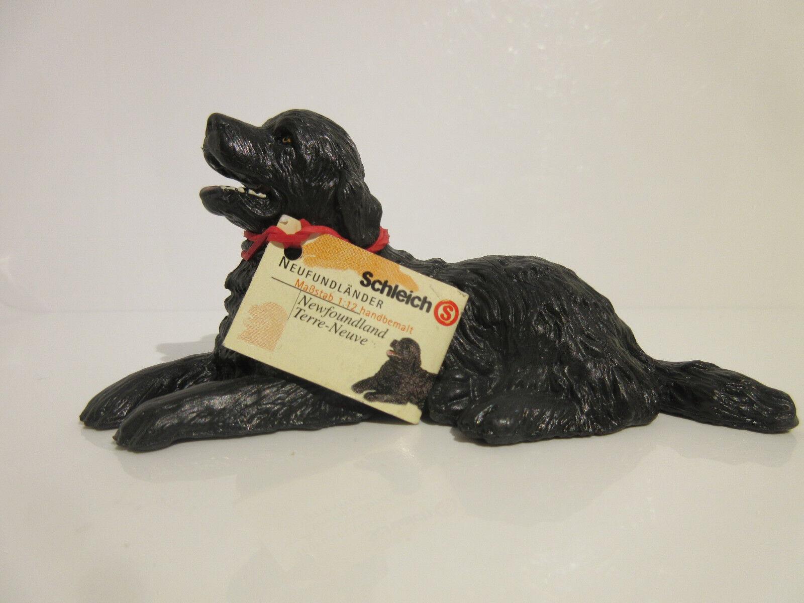 16322 Schleich Dog  Newfoundland  booklet  ref 21P35
