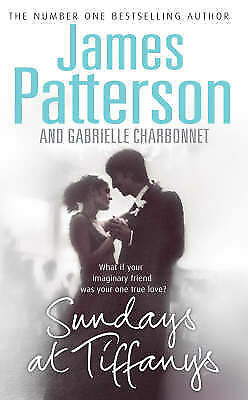 1 of 1 - Sundays at Tiffany's; James Patterson - Paperback - FREE DELIVERY FROM AUSTRALIA