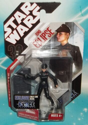 STAR WARS TAC 30TH ANNIVERSARY SERIES #15 JUNO ECLIPSE FORCE UNLEASHED FIGURE