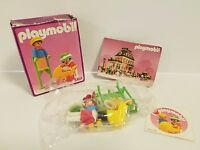 Playmobil Vintage 5403 Victorian Mansion Dollhouse Children Stilts Buggy