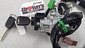 new genuine honda odyssey ignition switch assy with keys 35100 s0x 315ni ebay. Black Bedroom Furniture Sets. Home Design Ideas