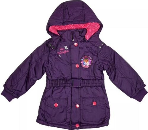 98CM DOC McSTUFFINS:WINTER COAT,2//3YR ,NEW WITH TAGS