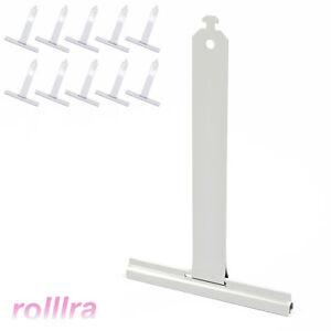 25 Stück Mini Rolladen Aufhängung Aufhängefeder Rollladen Rollladenmotor