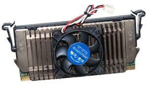 CPU INTEL PENTIUM II SL2WF SLOT 1 350MHz + COOLER