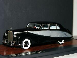 Matrix 1958 Rolls-royce Silver Cloud Freestone et Webb Saloon Ltd Ed 1/43 11705031008