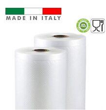 Sacchetti Goffrati per Sottovuoto 20x600 cm 105 Micron Anti-UV 2 Rotoli