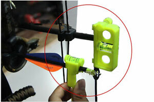 Archery Level Kit Tuning Mounting String Nock Position Compound Bow Arrow Tool