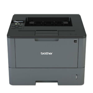 Brother HLL5100DN Business Laser Printer with Networking and Duplex(Refurbished)