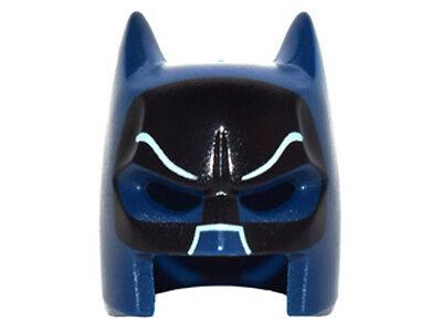 Headgear Cowl // Mask for Batman Minifig New Style - Black LEGO BATMAN