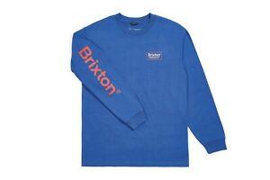 BRIXTON-PALMER-II-LONGSLEEVE-NEU-MONACO-BLUE-GR-M-BRIXTON-SUPPLY