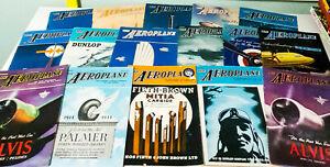 Lot-of-16x-The-Aeroplane-Rare-1940s-1960s-Vintage-Flight-Magazines