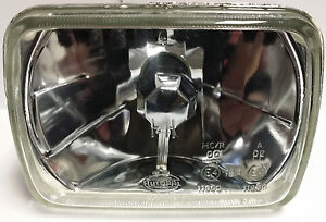 Crystal-Clear-Lens-H4-Head-Light-Lamp-Mitsubishi-MJ-MK-Triton-Jeep-XJ-Cherokee