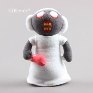 Horror-Game-Granny-Plush-Figure-Toy-Soft-Stuffed-Doll-10-039-039-Kids-Brithday-Gift