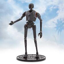 Star Wars K-2SO Rogue One Elite Series Die Cast Metal Robot Toy Disney Shop Sale