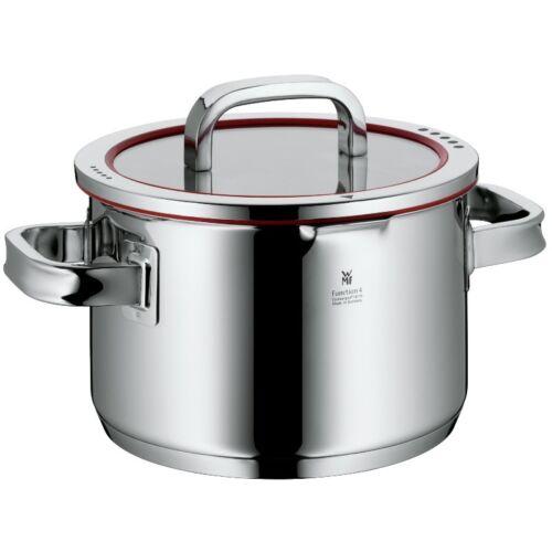 Wmf function 4 personnage 20 cm 3,9 L avec couvercle de casserole induction 0761206380