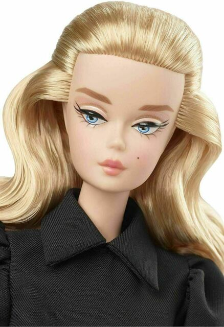 Barbie FMC Best in Black Signature Doll GHT43 Gold Label Articulated