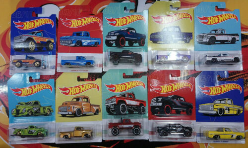 Hot Wheels Premium Pick-up  Choise//Choix lot ou à l/'unitè N33