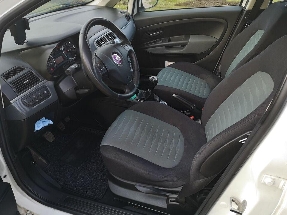 Fiat Grande Punto, 1,3 JTD 75 Active, Diesel