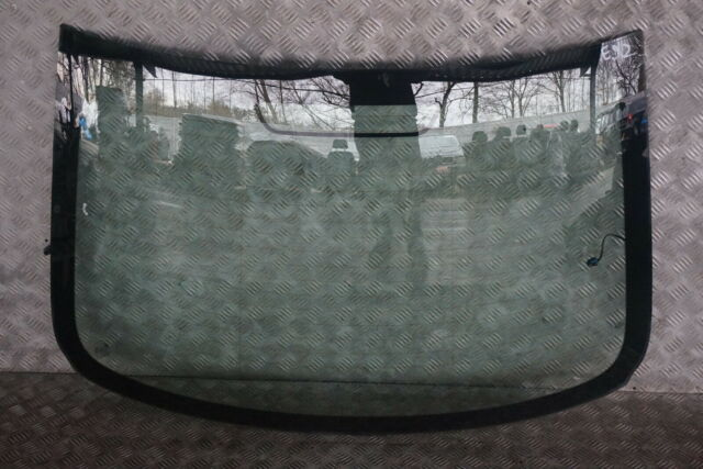 BMW 3 Series E92 Coupe Rear Window Glass Green AS2