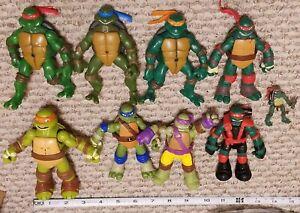 2002 2016 Teenage Mutant Ninja Turtles Movie Action Figure Tmnt