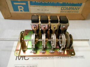 0 6 120V 60 Hertz New Old Stock Veeder Root Industrial Programming Cam Timer RC