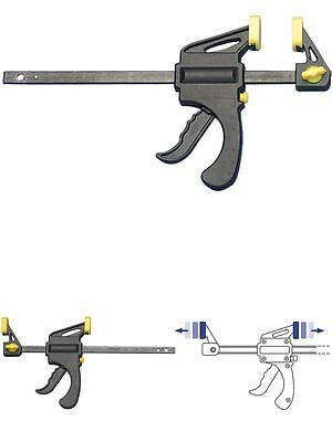 Einhand Schnellspannzwinge, Spannzange - 100 oder 200 mm - Bitte wählen