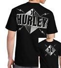HURLEY 'MUCHO MAS SHOR' Mens Premium Top T-shirt Size S M L XL XXL