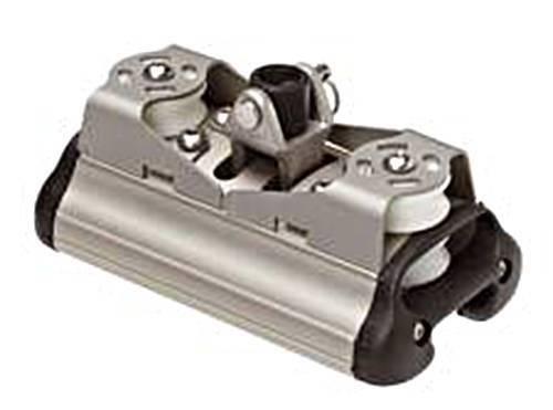 BARTON Traveller mit Gr.2 Doppelrolle für Schiene Gr.2 mit 140x74x42mm e32c39