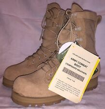 Mens Size 7.5 R BELLEVILLE ARMY COMBAT TEMPERATE WEATHER GORE-TEX Boots USA Made