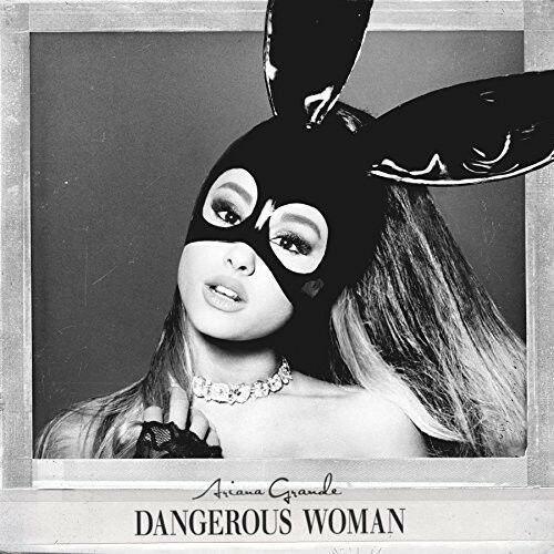 Ariana Grande - Dangerous Woman [New CD] Clean