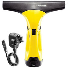 KARCHER WV2 Window Vac Cordless Vacuum Rechargeable Glass Cleaner Plus Charger