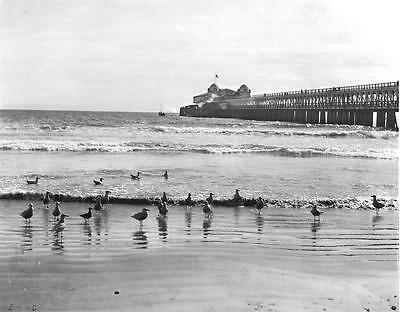 Photo Ca 1909 Long Beach California