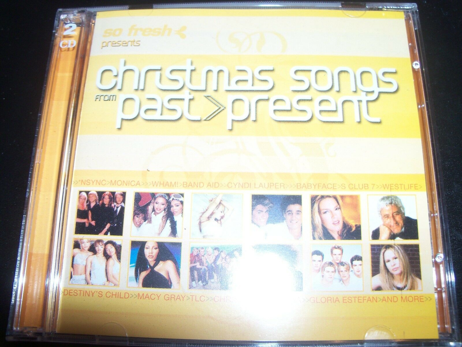 so Fresh - Christmas Songs From Past to Present 2 X CD 2002 Sony EXC ...